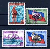 E21999)Olympia 60, Haiti 595/8** - Winter 1960: Squaw Valley