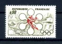 E22359)Olympia 72, Frankreich 1781** - Winter 1972: Sapporo