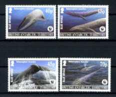 E22919)WWF, Brit. Antarktis-Gebiete 353/6** - W.W.F.