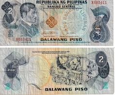 Philippines 2 Pésos - Philippines