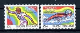 E23958)Olympia 92, Finnland 1161/2** - Winter 1992: Albertville