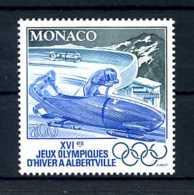 E23988)Olympia 92, Monaco 2052** - Winter 1992: Albertville