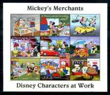 E24731)Disney, St. Vincent 3399-3407 KLB** - Disney