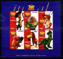 E24750)Disney, Uganda 1828-33 KLB** - Disney