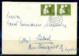 E24897)Bund 233, 2 Stück Auf Brief - [7] Repubblica Federale