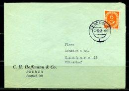 E24947)Bund 126 Auf Brief, Gepr. Schlegel - [7] Federal Republic