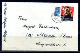 E24980)Bund 162 Auf Brief - [7] Federal Republic