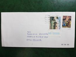 (8899) B - ITALIA STORIA POSTALE 1998 - 6. 1946-.. Repubblica