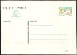 Portogallo/Portugal: Intero, Stationery, Entier, Faro, Phare, Lighthouse - Fari