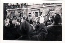 Privates Echtfoto , Ansprache Des Führers - Weltkrieg 1939-45
