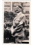 Privates Echtfoto ,  Der Führer - Weltkrieg 1939-45
