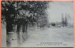 CARTE SAINTE MARIE LA BLANCHE - 21 - LES BORDS DE LA GRANDE MARE - BAS DU VILLAGE - SCAN RECTO/VERSO - 8 - Autres Communes