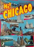 CHICAGO (U.S.A.) - GUIDE TOURISTIQUE - Esplorazioni/Viaggi