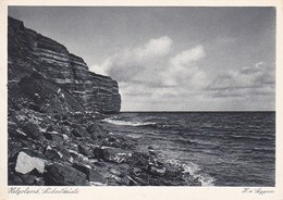 AK Helgoland - Südostküste - H. V. Seggern (38510) - Helgoland