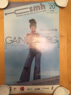 Détournement De Majeur Gainsbourg Poster Affiche Hommage à Melody Nelson Et Jane Birkin - Posters