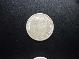 FRANCE : 20 CENTIMES  1867 A    F.150 / KM 808.1    TTB+ - Francia