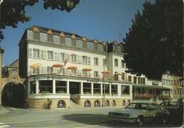 Remich -- Hôtel Saint - Nicolas.    ( 2 Scans) - Remich