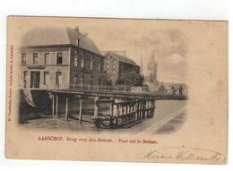 AARSCHOT. Brug Over Den Demer 1903 - Aarschot