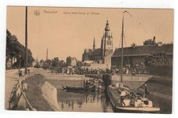 Aerschot  Eglise Notre-Dame Et L'Ecluse - Aarschot