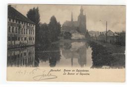Aerschot.  Demer En Capucienen 1906 - Aarschot