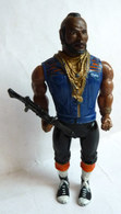 Rare FIGURINE MISTER T L'AGENCE TOUT RISQUES A TEAM GALOOB 1983 - Figurines