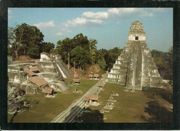 Tikal (Guatemala) Sito Archeologico Maya - Guatemala