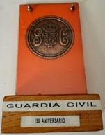Medalla 150 Aniversario Guardia Civil. 1844-1994. España. Bronce - España