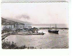 20 ....BASTIA DEPART PAQUEBOT - Bastia