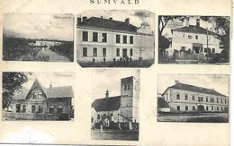 1923 - SUMVALD  Okres Olomouc, Gute Zustand, 2 Scan - Czech Republic