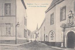 Enghein - Rue Des Augustins Et Couvent Des Clarisses. - Enghien - Edingen