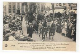 Diest  Jubelfeesten Der 300° Verjaring...1921 - Diest