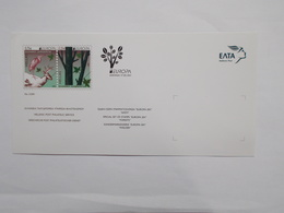 CARTE PUBLICITAIRE : EUROPA - Greece