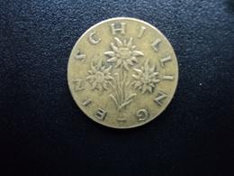 AUTRICHE : 1 SCHILLING   1962   KM 2886    TTB - Autriche