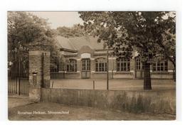 Rotselaar-Heikant  Meisjesschool Fotokaart - Rotselaar