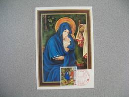 Carte-Maximum 1987   N° 2498 - Cartes-Maximum