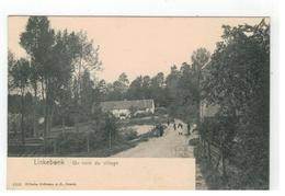 Linkebeek  Un Coin Du Village 4163 Wilhelm Hoffmann A.-G. Dresde - Linkebeek