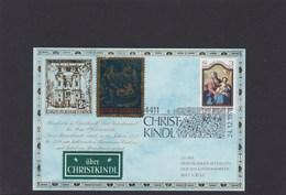 SOS Kinderdorf Weihnachten - Beleg Christkindl Sonderstempel 1978 - Österreich