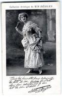 ARTISTE  1900   ARLETTE DORGERE - Artistes