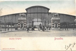 Bruxelles NA158: Abattoir Cureghem 1905 - Anderlecht