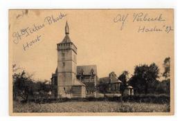 St-Pieters-Rode  Rhode St.Pierre - Le Château  Donjon - Holsbeek