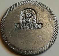 Moneda Gerona. 1 Duro. 1808. Rey Fernando VII. España. Réplica. Guerra De La Independencia Española Guerras Napoleónicas - Monedas Provinciales