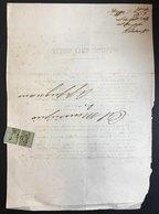 Al Municipio Di Appignano Macerata 1867 Cod.bu.258 - Stato Pontificio