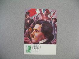 Carte-Maximum 1987   N° 2483 - Maximum Cards