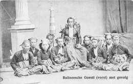 Indonésie - Other / 26 - Balineesche Goesti Met Gevoig - Indonésie