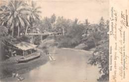 Indonésie - Other / 28 - Brug Kampong Melajoe - Belle Oblitération - Indonésie
