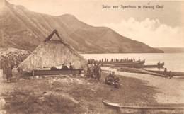 Indonésie - Other / 35 - Sulus Een Speelhuis Te Harang Gaul - Indonésie