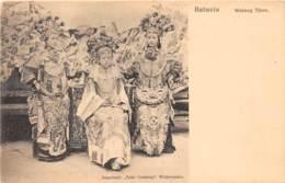 Indonésie - Other / 51 - Batavia - Wajang Tjina - Indonésie