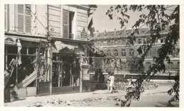 75007 - PARIS - Boulevard Des Invalides - Carte Photo Après Un Bombardement Guerre 39/45 WW2 Militaria - District 07