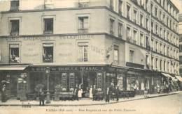 75003 - PARIS - Rue Dupuis Et Dupetit-Thouars - Café Tabac Des Ecoles - Marais Près Du Carreau Du Temple - Arrondissement: 03