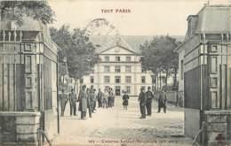 75007 - TOUT PARIS - Caserne De Latour Maubourg - Adressé Au Brigadier Flatman Du 5eme Régiment De Dragons à Compiegne - Arrondissement: 07